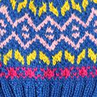 Cobalt Blue.-Multicolor1 Jasper Alpaca Kids-Hat