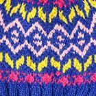 Blue.-Multicolor1 Jasper Alpaca Kids-Hat