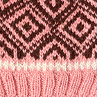 Pink Jade.-Brown Abbie Alpaca Kids-Hat