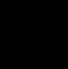 Black Balmoral Alpaca Mittens