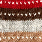 Multicolor10 Cusco Alpaca Fingerless Gloves