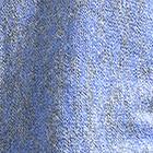 Mixt.-Periwinkle-Grey Mlge. Alpaca Bat Sleeve Pullover Sweater