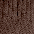 Brown Heather Alpaca Therapeutic/Diabetic Unisex Socks