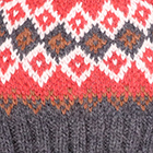 Charcoal.-Multicolor 2 Cabin Alpaca Kids Hat