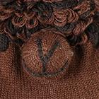 Brown Alpaca Kids - Alpaca Hat