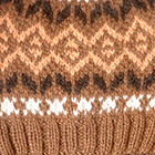 Camel.-Multicolor2 Jasper Alpaca Kids-Hat