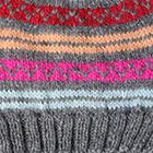 Grey.-Multicolor1 Ashland Alpaca Kids-Hat
