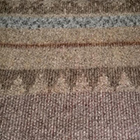 C0402-Brown/Camel/Grey Alpaca Cherokee Blanket