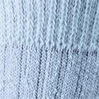 Powder Blue Alpaca Heavy Boot Unisex Socks