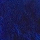 Blue Royal BABY ALPACA Fur - Cotton Kandi Ornament 12 inches