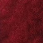 Burgundy BABY ALPACA Fur - Cotton Kandi Ornament 11 inches