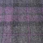 98-102-Lilac-Grey Mlge. Scottish Blanket