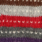 Multicolor30 Cusco Alpaca Fingerless Gloves