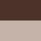 Brown-Sand Mlge. Reversible Alpaca Gloves Heavy Weight