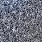 Royal Baby Alpaca Vest & Lambskin Leather in Mixt. Grey-Charcoal-Black | Classic Alpaca Peru
