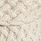 Shadow Cable Alpaca Scarf in Natural | Classic Alpaca Peru