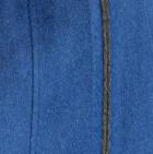 Classic Alpaca Ladies Vest in Dk. Royal Blue | Classic Alpaca Peru