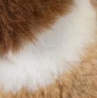 """BABY Alpaca Fur - Peruvian Cushing Ornament 9"""" / Various"""