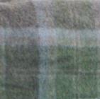 Scottish Blanket in 98-152-Powder blue/Silver | Classic Alpaca Peru