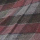 Scottish Blanket in 98-222-Red/Brown | Classic Alpaca Peru
