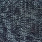 Alpaca Cable Fingerless Gloves in Mixt. Navy-Steel | Classic Alpaca Peru