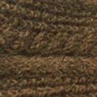 Alpaca Cable Fingerless Gloves in Mixt. Camel-Brown | Classic Alpaca Peru