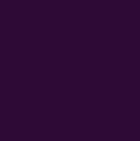 Purple Classic Cable Alpaca Hat