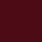 Burgundy Classic Cable Alpaca Scarf