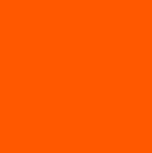Bright Orange Double Knit Alpaca HUNTER Hat