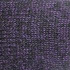 Cable Alpaca Headband in Mixt.Purple-Black | Classic Alpaca Peru