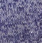 Alpaca Cable Fingerless Gloves in Mixt. Purple-Lt.Grey-Beige | Classic Alpaca Peru