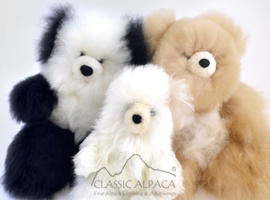 Teddy Bears (6 to 10 inches)